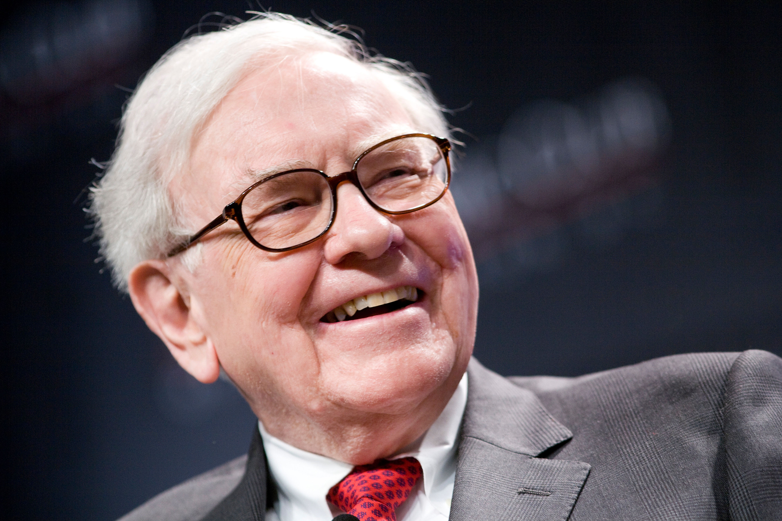 El multimillonario Warren Buffett, propietario de BHE Renewables.